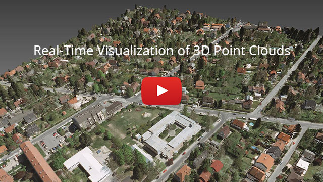 Video: Real-Time Visualization of 3D Point Clouds