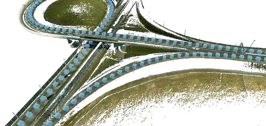 Point Cloud Analytics für das Aktualisieren von 3D-Stadtmodellen